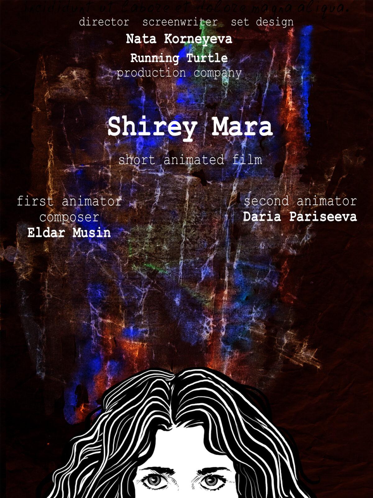 Poster for Shirey Mara.